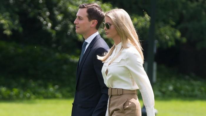 الكشف عن دخل إيفانكا ترامب وزوجها يثير جدلا واسعا