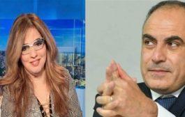 'القضية الفلسطينية' تُشعلها بين أسود ومريم البسّام   'خلصونا من هاللغة'!