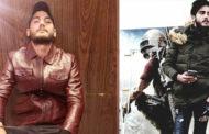 استشهاد الشاب حسين العطار الذي تعرض للقنص صباح اليوم على طريق المطار خلال التحركات الاحتجاجية