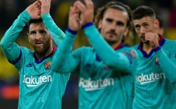 موقع | برشلونة قد يتخلى عن غريزمان لإرضاء ميسي