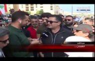 بالفيديو | راغب علامة بين المتظاهرين في بيروت... أنا مع المواطنين وحقوقهم وضد خراب البلد والطابور الخامس