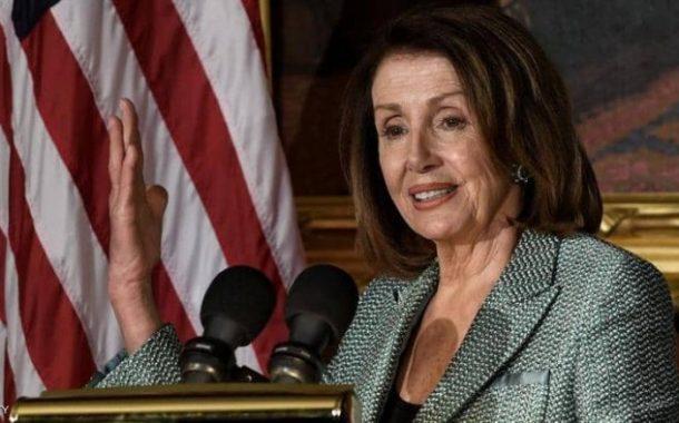 رئيسة مجلس النواب الأميركي بيلوسي | 'سنصوت على قانون للحدّ من تحركات ترامب العسكرية...لا يمكننا تحمل تصعيد '